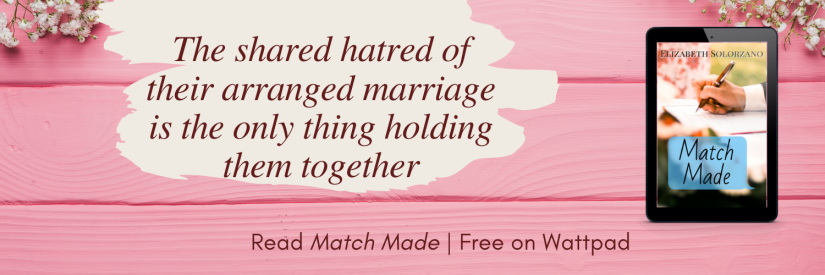 Their shared hatred of their arranged marriage is the only think holding them together. Read Match Made for free on Wattpad